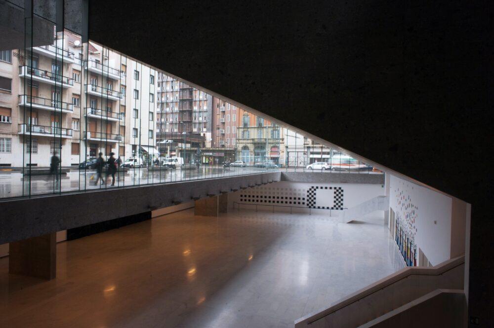 Università Luigi Bocconi by Grafton Architects. © Gaia Vittorio Marturano