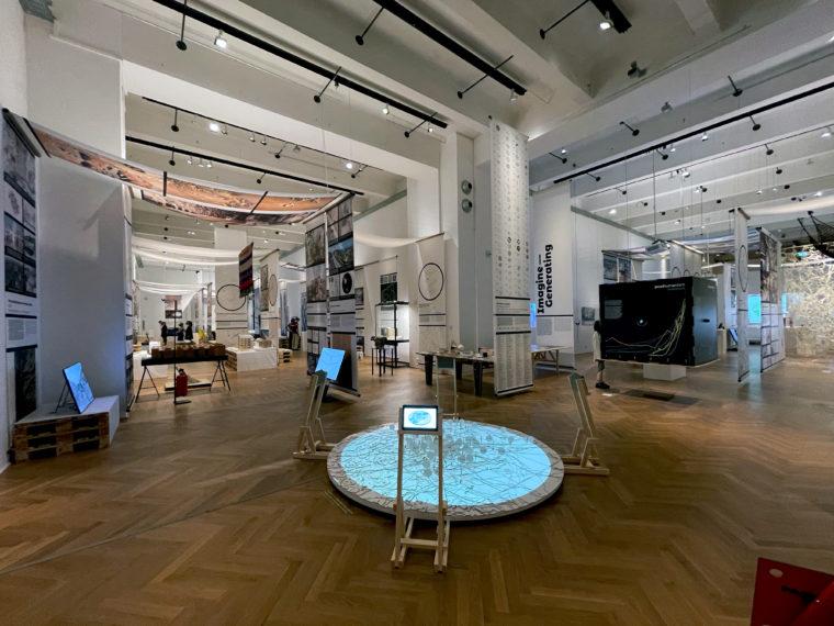 MAK Vienna Biennale for Change 2021, 100 Ideas for Vienna. Image Credits: Melanie Fessel