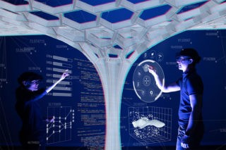 Collaborative digital tools for augmented computational design in architecture, civil engineering and construction, © Design++, ETH Zurich 2021