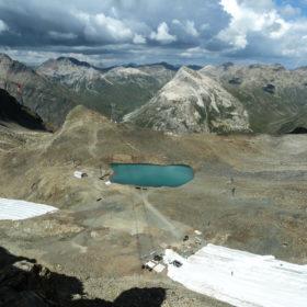 Alpine Landschaften profilieren: Eine Herausforderung. Diavolezza, Val Bernina, August 2018. © Rolf Weingartner